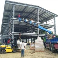 China Prefabricated Modern Light Steel Structure House wholesale