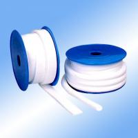 China Expanded PTFE Coated Fiberglass Cloth For Wires , 0.2g/cm3 - 1.2g/cm³ wholesale