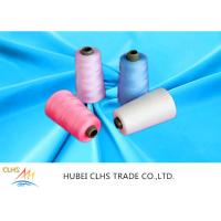 China AAA Grade 60 / 3 100 Spun Polyester Sewing Thread Sun Resistance Low Hygroscopic on sale