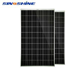 China OEM 50w 100w 150w 260w 24v 300w 310w 156 x 156 cell jinko poly crystal talesun solar panels wholesale
