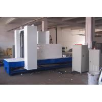 China High Efficiency EPS Cutting Machine Hot Wire , 2D Panel Production Line wholesale