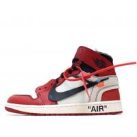 """China Wholesale Cheap Air Jordan Retro 1  """"Off-White"""" Basketball Shoes & Sneakers for Sale wholesale"""
