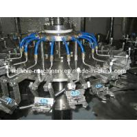 China 3 in 1 Fruit Juice Filling Plant for Plastic Bottle 250-2000ml (CGFR series) wholesale