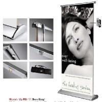 China Scrolling Roll up Banner Stand wholesale