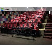China Popular 4D Movie Theater Motion Chair 3DOF System Immersive Special Effects wholesale