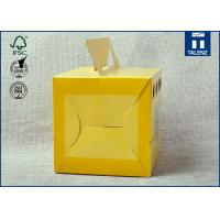 Quality The Shape Of The Peculiar Art Paper Christmas Gift Box / Holiday, Toy Packaging Boutique Box for sale