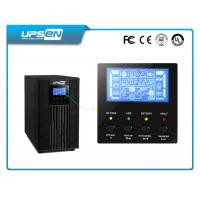 China Single Phase 220VAC Online UPS 6kVA 10kVA with Parallel Redundancy Function wholesale