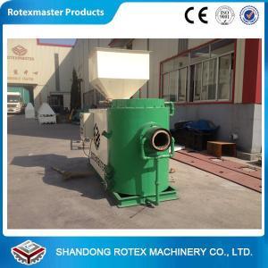 China 1.5 Ton Boiler Use Biomass Pellet Burner For Workshops , Greenhouse Heating wholesale