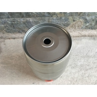 China Food Grade Metal Beer Keg 5L with Valve and Tap wholesale