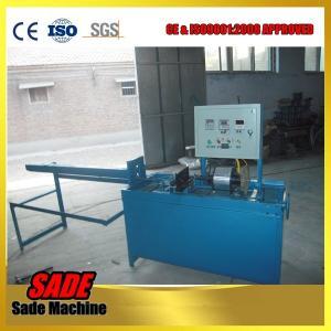 China stainless steel conveyor belt making machine, conveyor belt machine, food transport conveyor belt making machine on sale