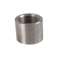 China ASTM S32750 6000LB NPT Forged Pipe Fittings , Stainless Steel Coupling on sale