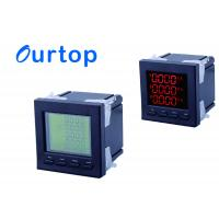 China Muliti Function Electronic Electricity Meter For Energy Calculation / Data Display Transmission wholesale