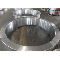 Quality P355GH EN10028 Forged Steel Ring Normalizing Heat Treatment PED Export To Europe for sale