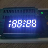 China Customized ultra white 4 Digit Seven Segment Display for oven timer wholesale