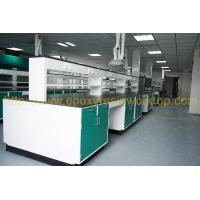 Wholesale 1.5 meter laboratory bench top chemical resistance for pharma companies from china suppliers