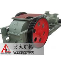 China Yukuang Widely used double roll toothed crusher,tooth roller crusher,roll crusher on sale