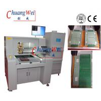 China PCB Depaneling Machine PCB Routing Equipment for 0.6-3.5mm Thick TAB PCB Boards wholesale