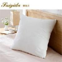 China Square Cushion Duck Feather Filling Custom Throw Pillow Inserts / Feather Down Comforter wholesale