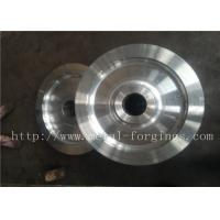 Quality Customized Hardness 34CrNiMo6 Forged Gear Blank Ring Quenching and Tempering For for sale