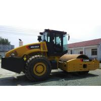 China 26000kg Asphalt Vibratory Road Roller Machine With Single Drum Hydraulic System wholesale