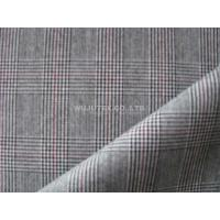 China Dress Fabric Yarn Dyed T/R Check Comfortable Polyester Rayon Fabric wholesale
