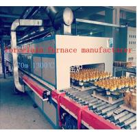 Continuous gas furnace roller 70m1300℃Domestic porcelain natural gas furnace company sales priceWarranty for 18 months