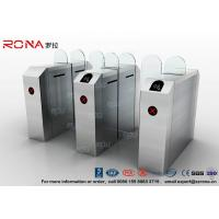 China Barcode Cargo Door Waist Height Turnstiles Turnstile Barrier Gate Electric Access Control Turnstile With CE approved wholesale