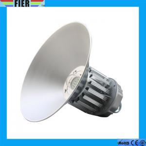 China 100W 110Lm/W High Bay LED Lights IP54 , 7000K 12000Lm Cool White LED Lights For Workshop on sale