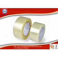 China Strong Adhesive BOPP Packing Tape Water Based Acrylic For Carton Sealing wholesale