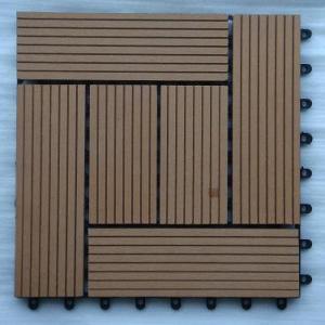 DIY WPC decking tiles