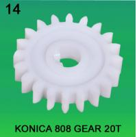 China GEAR TEETH-20 FOR KONICA 808 MODEL minilab wholesale