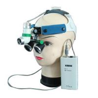 3W LED Surgical Dentist Headlight with Binocular Loupe Magnifier 2.5X 3.5X 4.0X2.5X 3.5X 4.0X