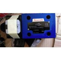China Rexroth Directional spool valves direct operated with solenoid actuation4WE10D33/CW230N9K4 on sale