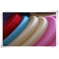 China 1.2 Inch Hook And Loop Tape Polyester Mixes Nylon For Fabric SGS ROHS wholesale