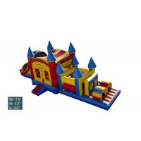 China inflatable obstacle course / inflatable castle  obstacle course for kids playing wholesale