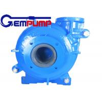 China 6/4E-Ah Slurry Pump / Heavy Duty Mineral Processing Centrifugal Coal Mining Slurry Pump wholesale