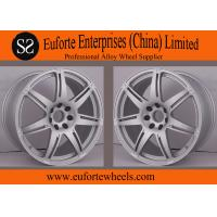 """China SS Wheels-Nissan 19"""" 20"""" Forged Wheels Silver Styling / Off Road wheels wholesale"""