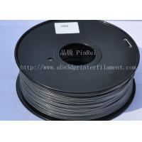 Wholesale High strength ABS 3d Printer Filament 1.75mm Silver filament materials from china suppliers