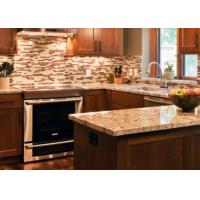 Custom Stone Kitchen Countertops / Natural Marble Kitchen Worktops