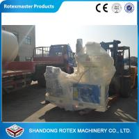 China YGKJ850 2.5-3.5 T/ H Rubber Wood Pelletizing Machine With Durable Structure wholesale
