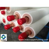 China 1/4 Inch Rigid Hard Drawn Copper Tubing with Thermal Insulated Material wholesale