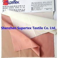China Combed 100GSM 40S Custom Cotton Fabric Solid 145CM Cotton Poplin Fabric wholesale