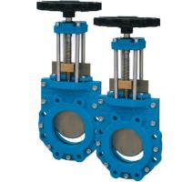 China SUFA Brand Knife Water Gate Valve Corrosion Protection For Water Supply Industry wholesale