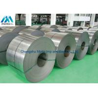 China ASTM A653 Color Coated Hot Rolled Steel Sheet In Coil 600mm - 1250mm Width wholesale