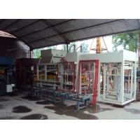 Buy cheap High Efficiency Fly Ash Brick Making Machine / Concrete Block Making Machine from wholesalers