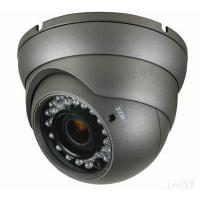 Buy cheap 1000TVL 30m IR distance varifocal 2.8~12/4~9mm lens IR Metal Dome CMOS Camera weatherproof vandalproof CCTV CAMERA from wholesalers