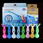 China Dental floss pick with 3 dental floss yarn wholesale