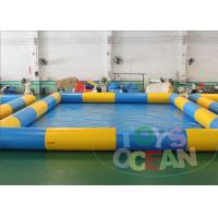China Cheap Price Customized Inflatable Swimming Pool For Water Ball Zorb Ball wholesale