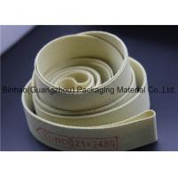 China Heat Resistant Gamiture Tape , Different Specification Aramid Fiber Fabric Tape wholesale