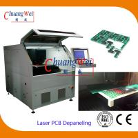 China PCB Laser Cutting Machine PCB Depaneling with ±20 μm Precision for FR4 PCB Boards wholesale